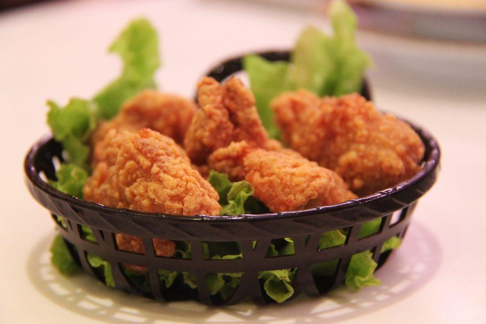 Pouletfleisch